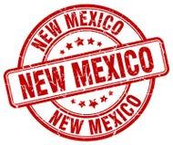 De zegel van New Mexico vector illustratie