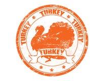 De zegel van Turkije Royalty-vrije Stock Foto