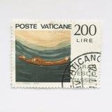 De Zegel van Vatikaan royalty-vrije stock afbeelding