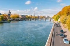 De zegen in Parijs stock foto's