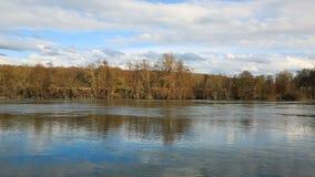 De Zegen van de rivier stock videobeelden
