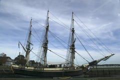 De Zeilboot van de vriendschap Royalty-vrije Stock Foto's