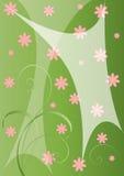 De zeilen van de lente Stock Foto