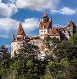 De zemelen Roemenië van het kasteel Stock Fotografie