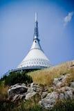 De zender gekscheerde, Liberec royalty-vrije stock afbeeldingen
