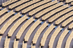 De zetel van het stadion Royalty-vrije Stock Fotografie