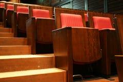 De zetel van het theater Royalty-vrije Stock Foto