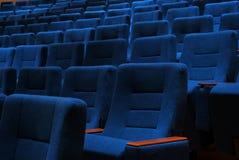 De Zetels van de bioscoop Royalty-vrije Stock Fotografie