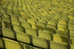 De Zetels van het stadion Royalty-vrije Stock Afbeeldingen