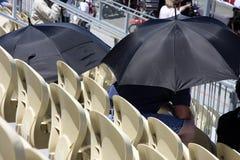 De zetels van het stadion Royalty-vrije Stock Afbeelding