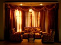 De Zetels van lichten n stock foto