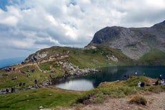 De Zeven Rila-Meren, Bulgarije Stock Foto's