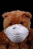De Zieken van Bearably Royalty-vrije Stock Afbeeldingen