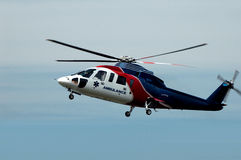 De Ziekenwagen van de lucht Royalty-vrije Stock Foto's