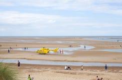 De ziekenwagen van de lucht Royalty-vrije Stock Foto