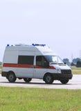 De ziekenwagen van de noodsituatie Stock Fotografie