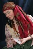 De zigeuner Royalty-vrije Stock Fotografie