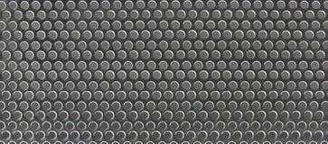 De zij lichte achtergrond van de metaalrooster Royalty-vrije Stock Afbeelding