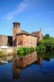 De Zijdemolen, Derby stock afbeelding