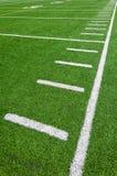 De zijlijnen van de voetbal - werven Royalty-vrije Stock Afbeelding