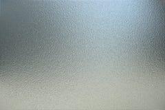 De zilveren achtergrond van het foliemetaal   Stock Fotografie