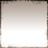 De zilveren Plaat van het Metaal vector illustratie