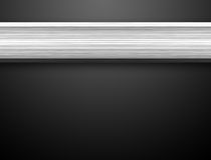 De Zilveren Staaf van het aluminium Royalty-vrije Stock Foto's