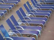 De zitkamer van de cruise Stock Afbeeldingen