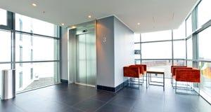 De zitkamer van de luchthaven Royalty-vrije Stock Fotografie