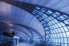 De zitkamer van de luchthaven Royalty-vrije Stock Afbeeldingen