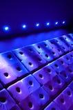 De zitkamer van de nachtclub Royalty-vrije Stock Afbeelding