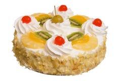 De zoete cake Royalty-vrije Stock Afbeeldingen