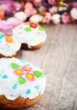 De zoete cake van Pasen royalty-vrije stock fotografie