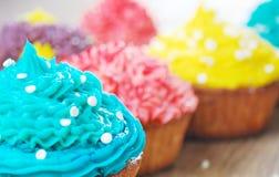De zoete Pasen-cakes van de Kerstmisverjaardag Royalty-vrije Stock Fotografie