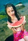 De zoete zomer Stock Afbeeldingen