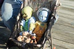 2014 de Zombiegang van New Jersey Royalty-vrije Stock Afbeeldingen
