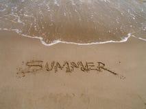 De zomer Royalty-vrije Stock Fotografie