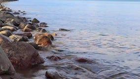 De zomer bij het Meer stock footage