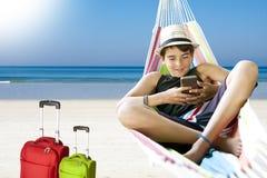 De zomer en vakantie royalty-vrije stock foto's