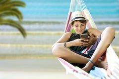 De zomer en vakantie stock afbeeldingen