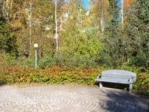 De zomer in Finland stock foto