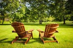 De zomer het ontspannen Royalty-vrije Stock Foto's