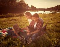 De zomer, kinderjaren, vrije tijdsconcept Royalty-vrije Stock Foto's