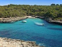 De zomer in Mallorca Stock Foto