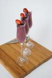 De zomer smoothie drank Royalty-vrije Stock Afbeeldingen