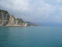 De zomer van de Krim Yalta Stock Foto's