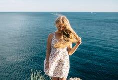 De zomer zonnevakantie Stock Afbeelding
