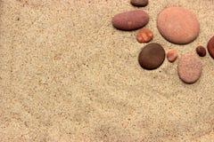 De zomerachtergrond Stock Fotografie