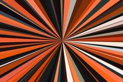 De zomerachtergrond, prachtige de lensgloed van de zonuitbarsting Heet met exemplaarruimte Abstracte stralenachtergrond Het patro vector illustratie