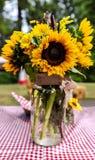 De zomerbloei Royalty-vrije Stock Afbeeldingen